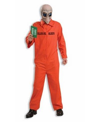 Illegal Alien Halloween Costume
